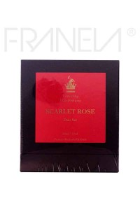 SCARLET ROSE SET 2 pz